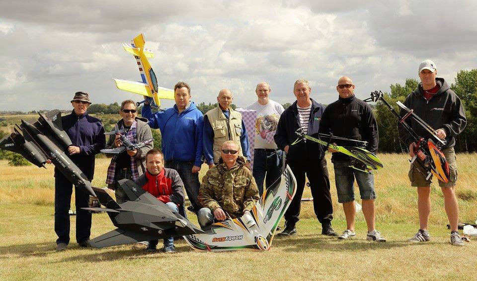 Barnsley Flying Club Group Photo